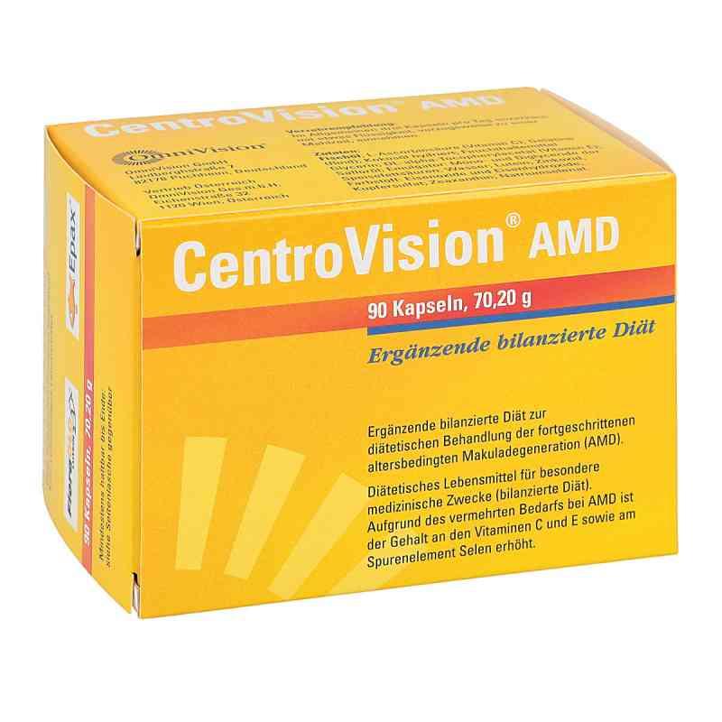 Centrovision Amd kapsułki  zamów na apo-discounter.pl