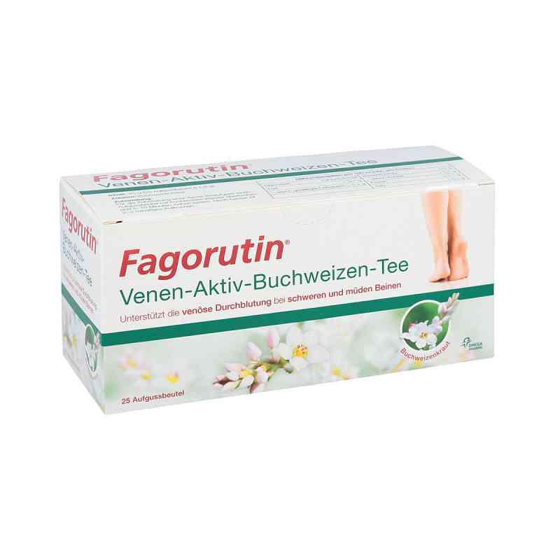 Fagorutin Venen Aktiv herbata z gryki zamów na apo-discounter.pl