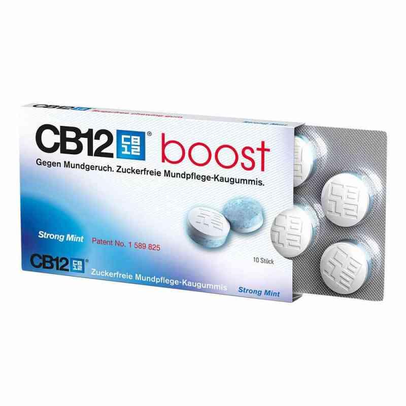 Cb12 boost guma do żucia  zamów na apo-discounter.pl