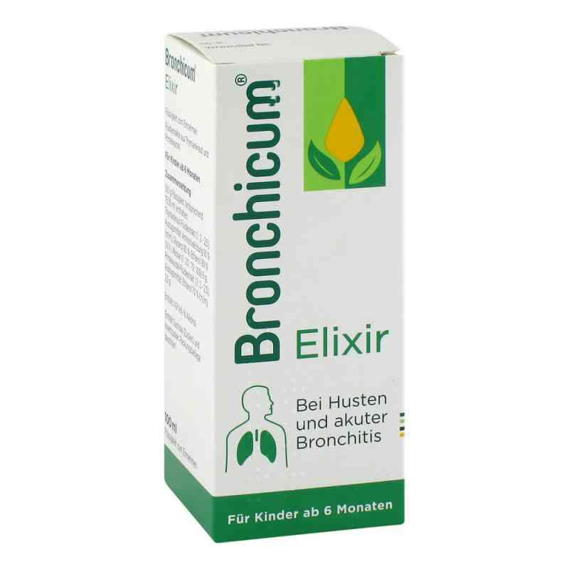 Bronchicum Elixir  zamów na apo-discounter.pl
