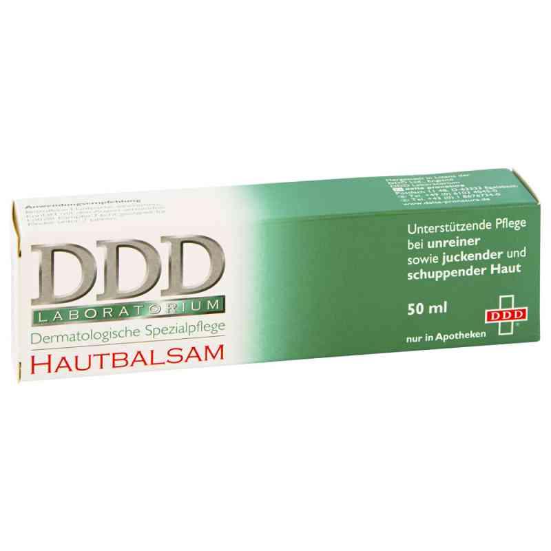 Ddd balsam do ciała - pielęgnacja dermatologiczna  zamów na apo-discounter.pl