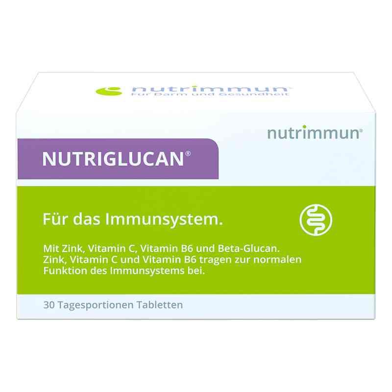 Nutriglucan tabletki  zamów na apo-discounter.pl