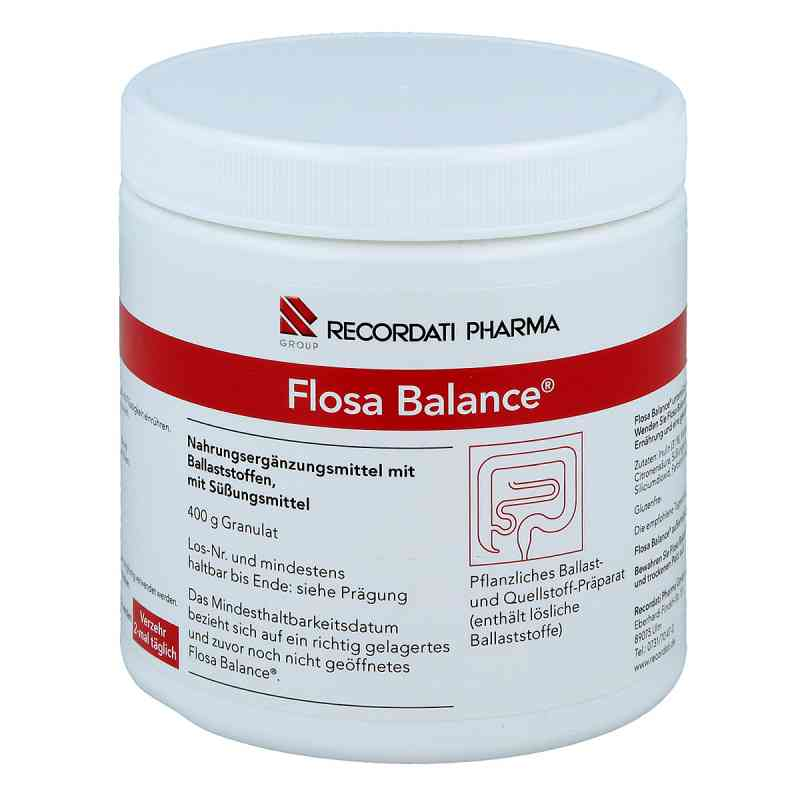 Flosa Balance proszek puszka  zamów na apo-discounter.pl