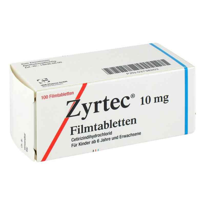 Zyrtec Filmtabl. zamów na apo-discounter.pl