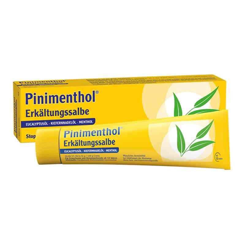 Pinimenthol Erkaelt.salbe Euc/kief/m Creme zamów na apo-discounter.pl