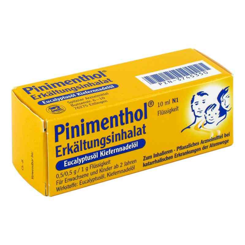Pinimenthol Erkaelt.inhalat Euc/kief Tropfen zamów na apo-discounter.pl