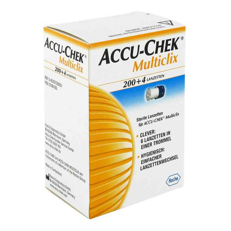 Accu Chek Multiclix lancety  zamów na apo-discounter.pl
