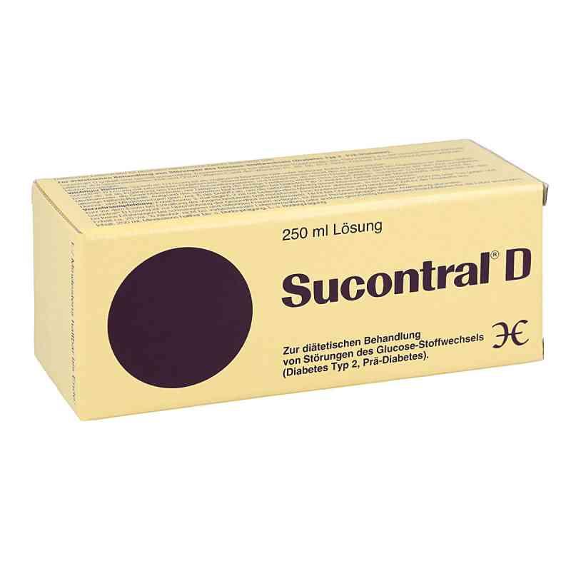 Sucontral D Diabetiker Loesung zamów na apo-discounter.pl