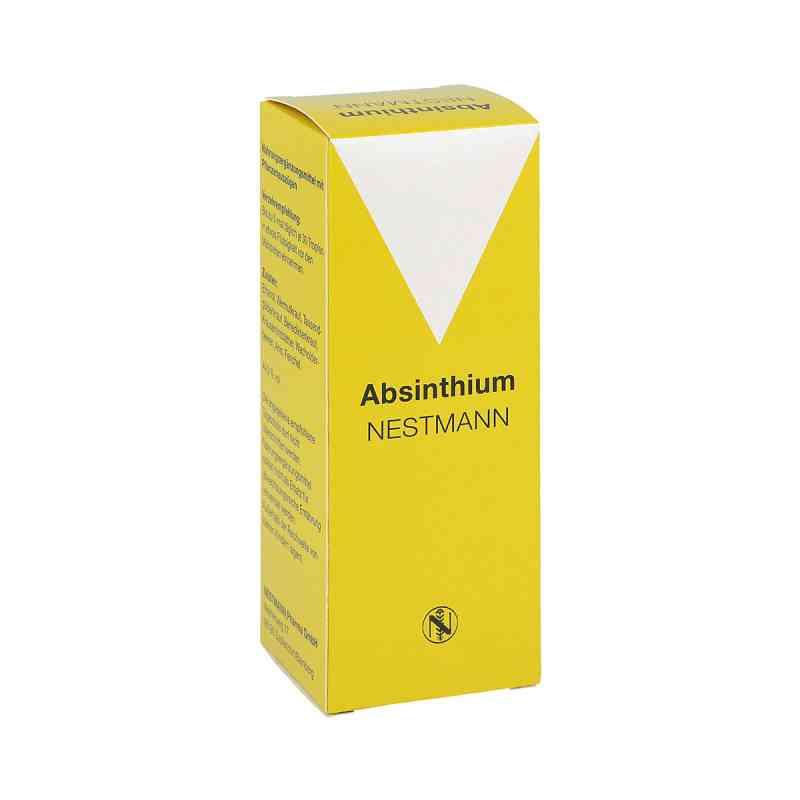 Absinthium Nestmann krople z piołunem zamów na apo-discounter.pl
