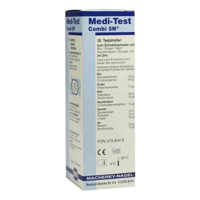 Medi Test Combi 5n Teststreifen  zamów na apo-discounter.pl