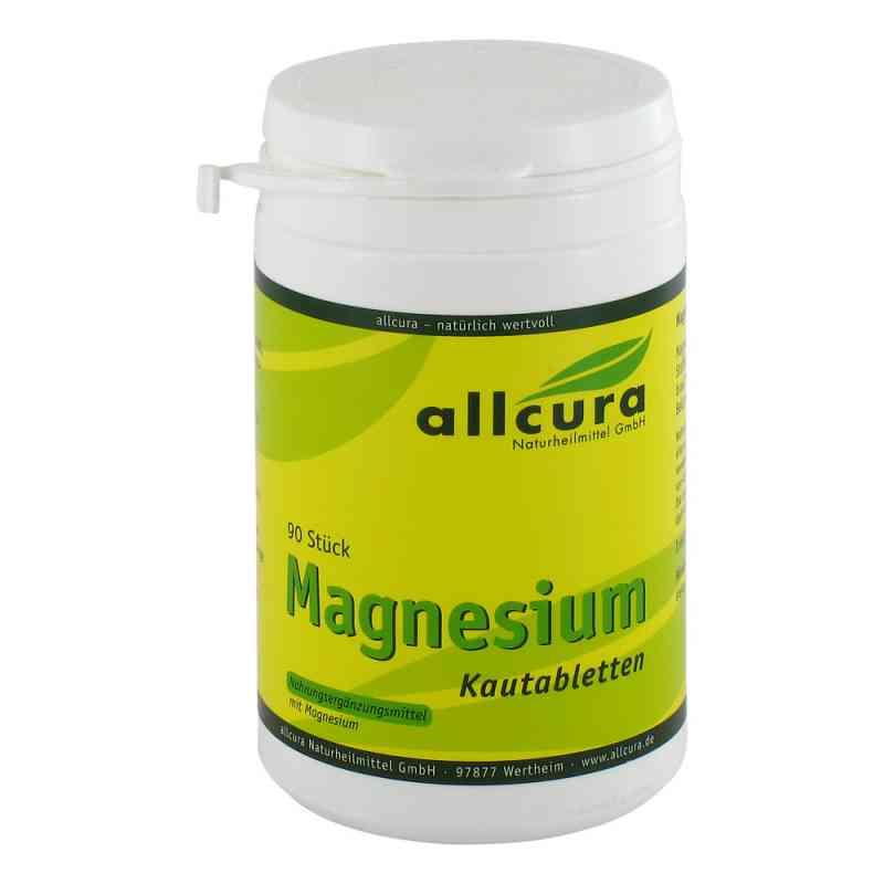 Magnesium tabletki do żucia bez cukru  zamów na apo-discounter.pl