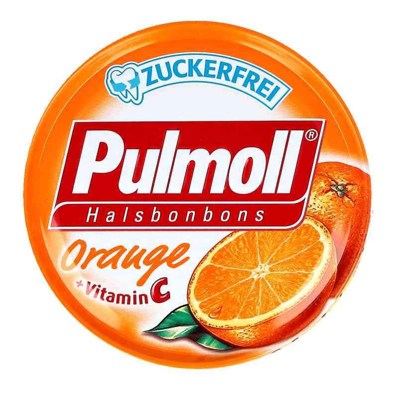 Pulmoll Hustenbonbons Orange + Vit.c, zf. zamów na apo-discounter.pl