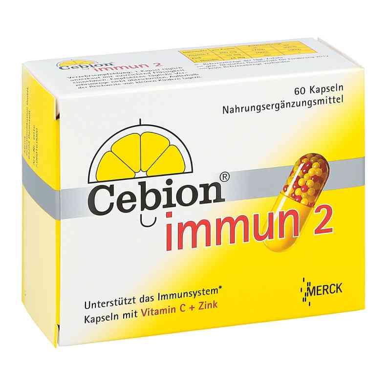 Cebion Immun 2 kapsułki  zamów na apo-discounter.pl