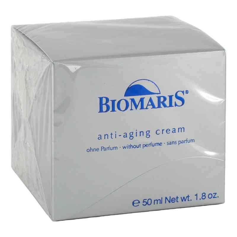 Biomaris krem p/zmarszczkowy nieperfumowany 50 ml od BIOMARIS GmbH & Co. KG PZN 03819717