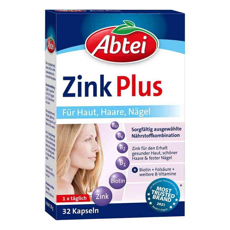 Abtei Zink Plus kapsułki   zamów na apo-discounter.pl