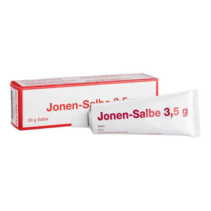 Maść jonowa 3,5 g  zamów na apo-discounter.pl