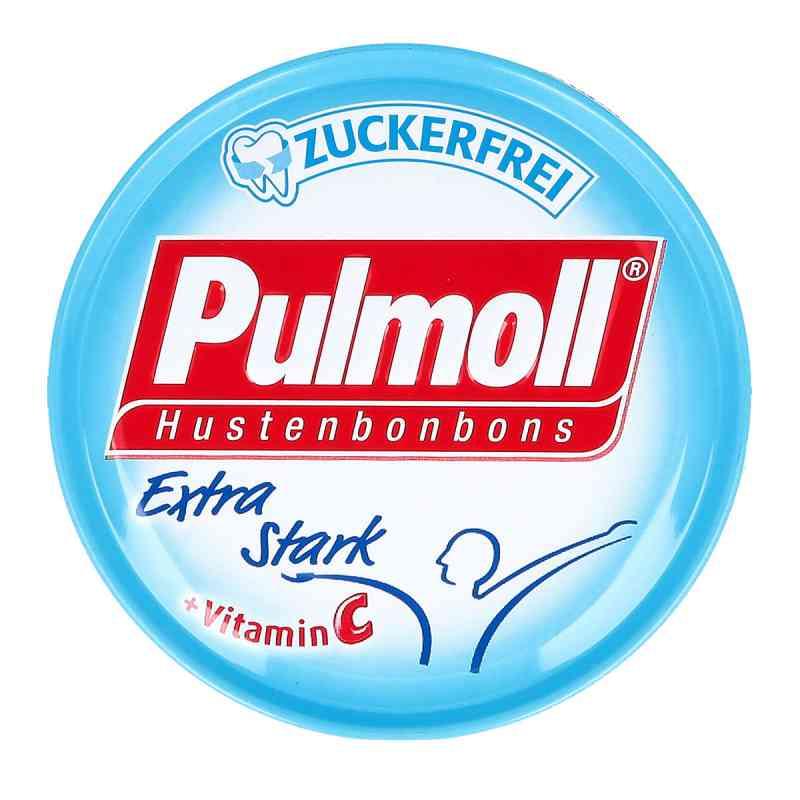 Pulmoll Hustenbonbons extra stark zuckerfrei  zamów na apo-discounter.pl