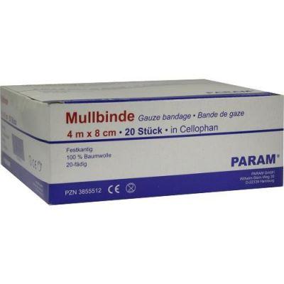 Mullbinden 8cm m.Cellophan  zamów na apo-discounter.pl