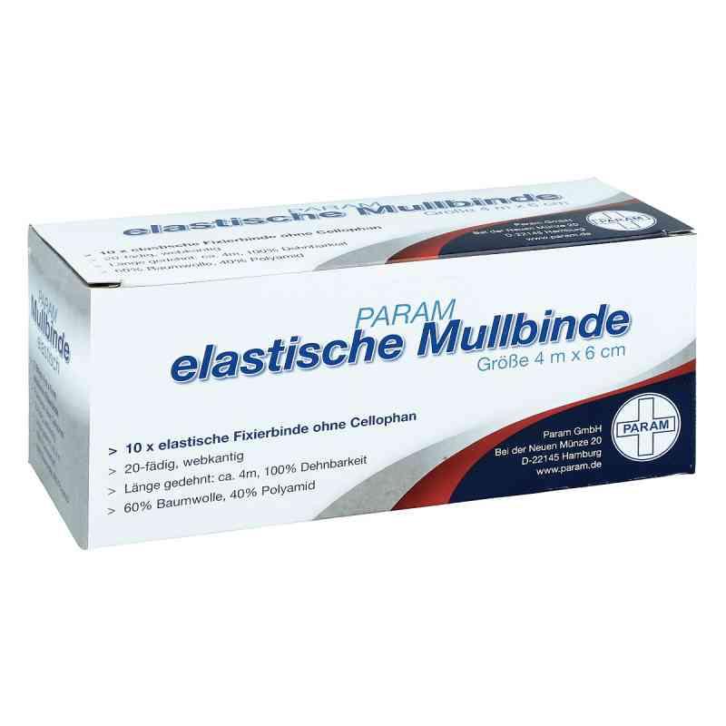 Mullbinden opaska elastyczna 6 cm zamów na apo-discounter.pl