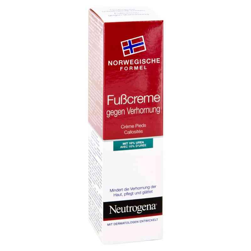 Neutrogena formuła norweska krem do stóp przeciwko zrogowaceniom  zamów na apo-discounter.pl