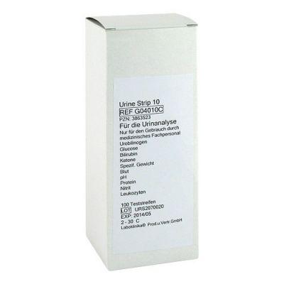 Urin Teststreifen Nr.10/10 Parameter  zamów na apo-discounter.pl