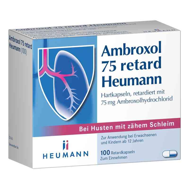 Ambroxol 75 retard Heumann Kapseln zamów na apo-discounter.pl