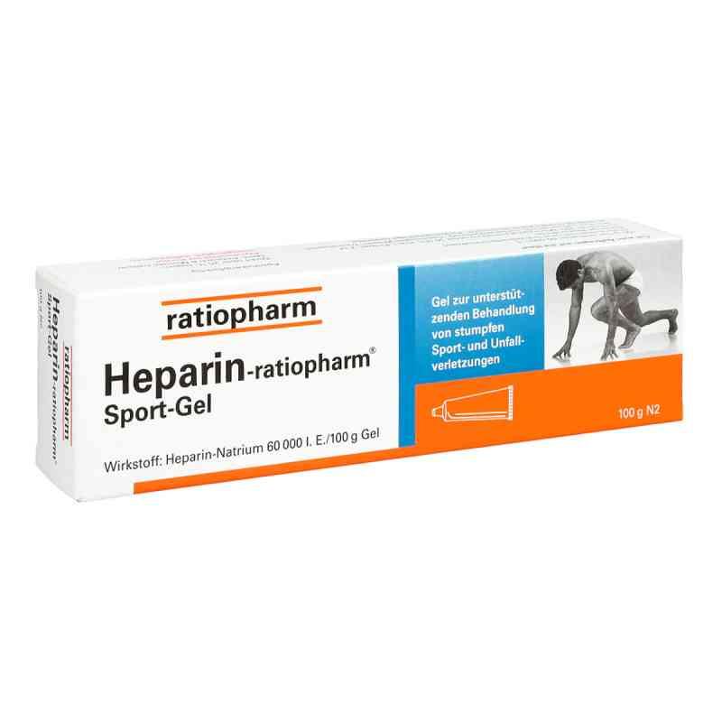 Ratiopharm Heparin Sport żel   zamów na apo-discounter.pl