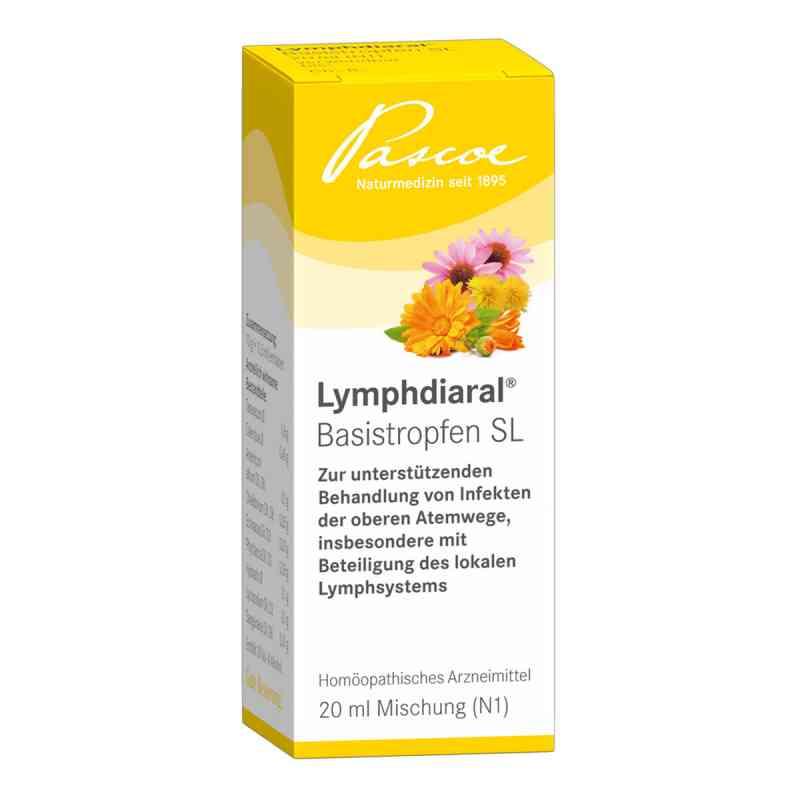 Lymphdiaral Basistropfen Sl zamów na apo-discounter.pl