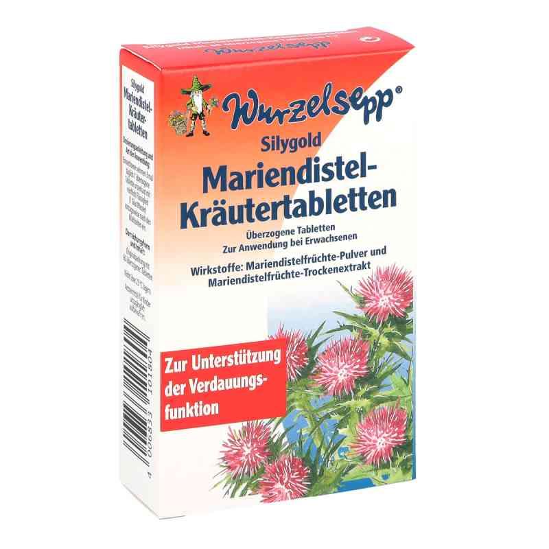 Wurzelsepp tabletki ziołowe z ostem zamów na apo-discounter.pl