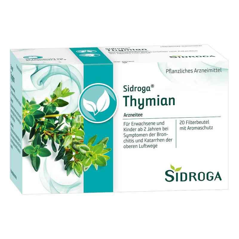 Sidroga Thymian Filterbtl. zamów na apo-discounter.pl