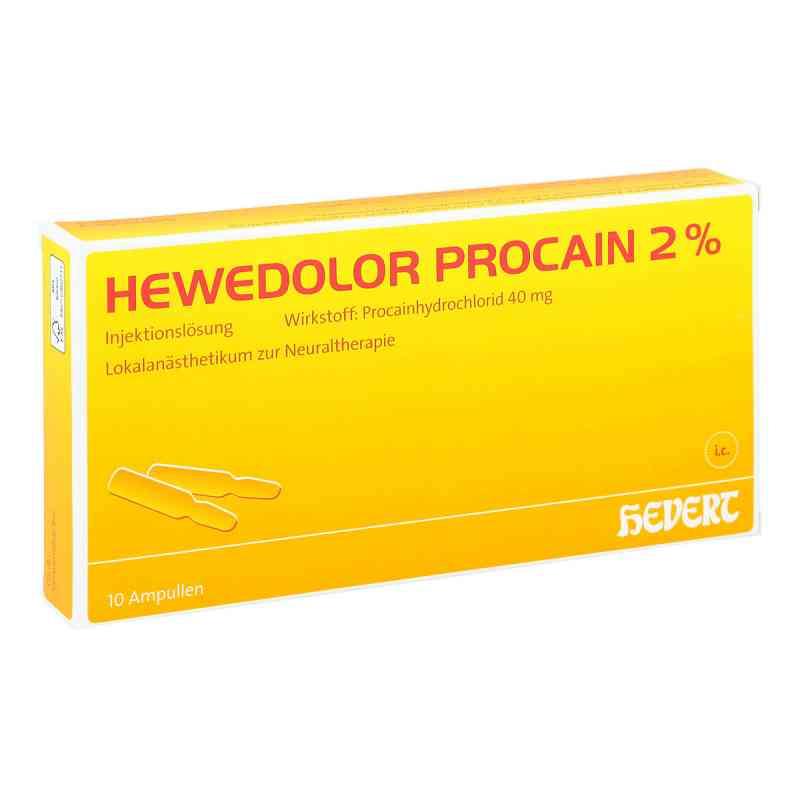 Hewedolor Procain 2% Amp.  zamów na apo-discounter.pl