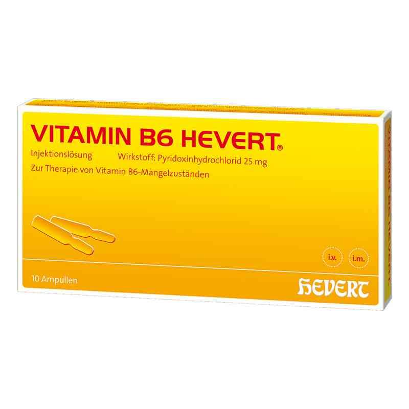 Vitamin B 6 Hevert Amp. zamów na apo-discounter.pl