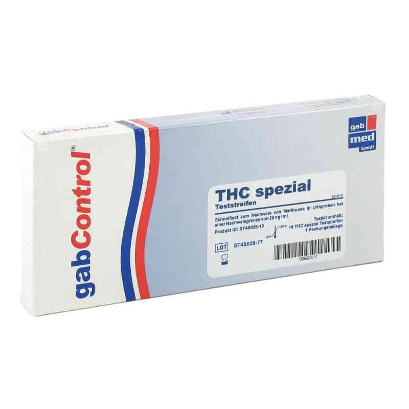 Drogentest Thc 20 spezial Teststreifen  zamów na apo-discounter.pl
