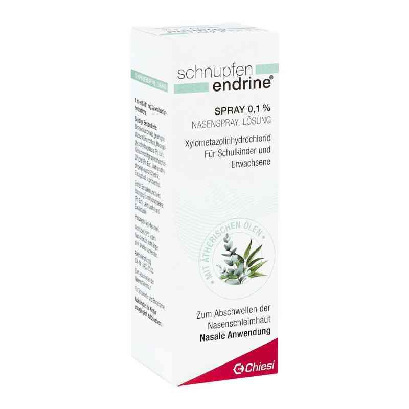 Schnupfen Endrine 0,1% Nasenspray  zamów na apo-discounter.pl