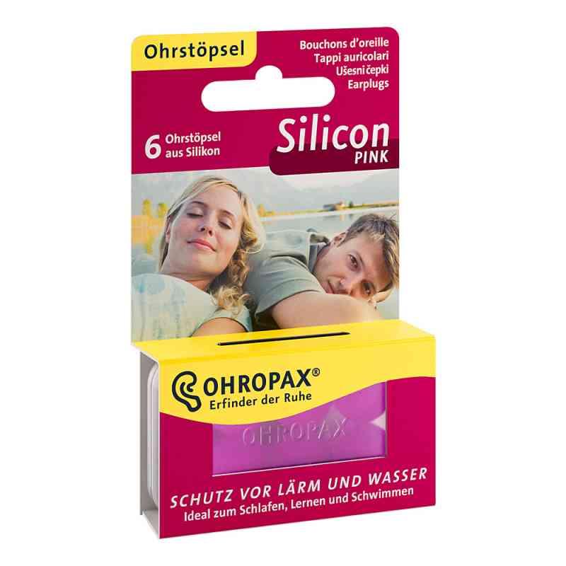 Ohropax silikonowe stopery do uszu  zamów na apo-discounter.pl