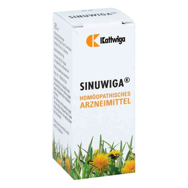 Sinuwiga Tropfen  zamów na apo-discounter.pl