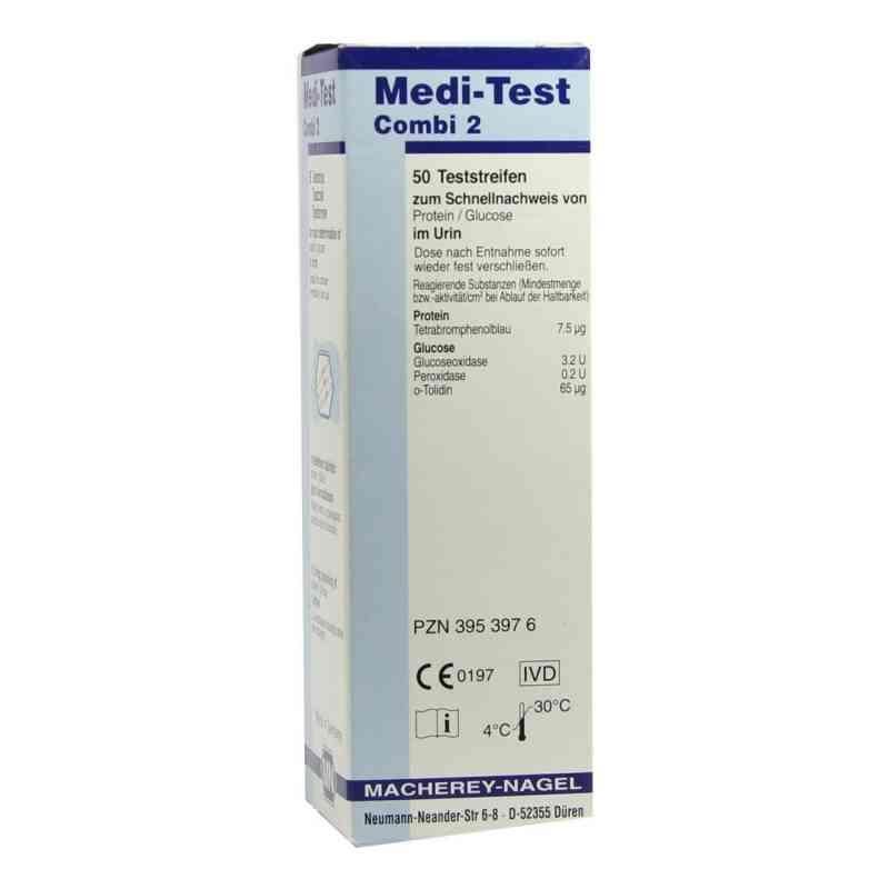 Medi Test Combi 2 Teststreifen zamów na apo-discounter.pl
