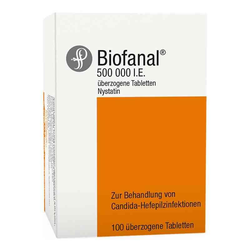 Biofanal Tabl.ueberzogen  zamów na apo-discounter.pl