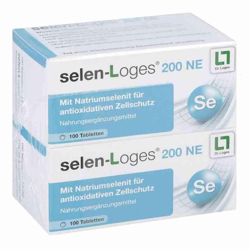 Selen Loges 200 Ne Tabletten zamów na apo-discounter.pl