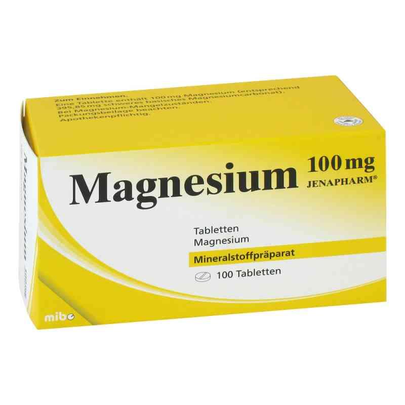Magnesium 100 mg Jenapharm Tabl. zamów na apo-discounter.pl