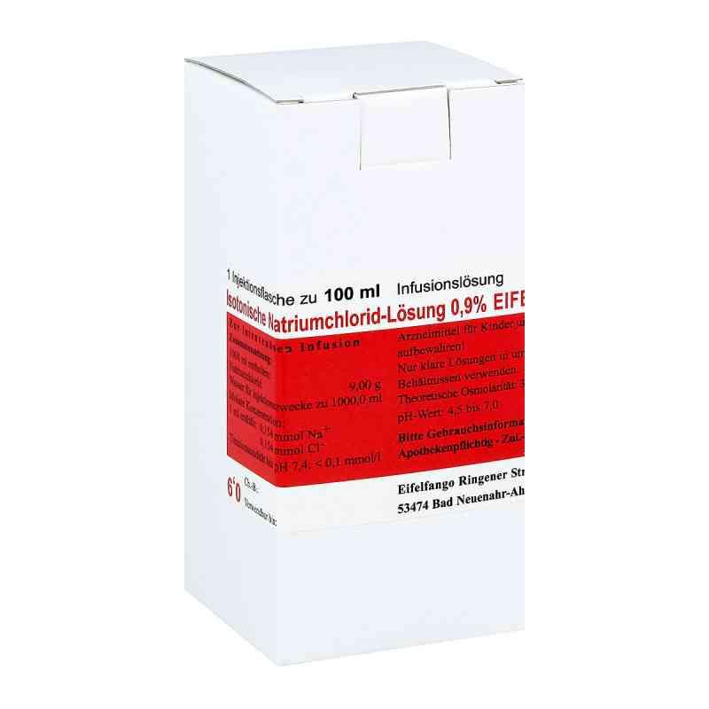 Isotonische Nacl 0,9% Eifelfango Inf.-lsg.  zamów na apo-discounter.pl