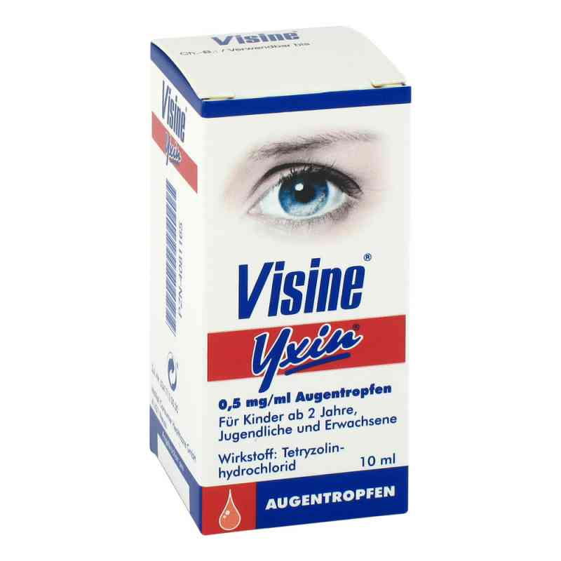 Visine Yxin Augentr. zamów na apo-discounter.pl