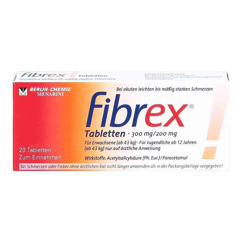 Fibrex Tabletten zamów na apo-discounter.pl