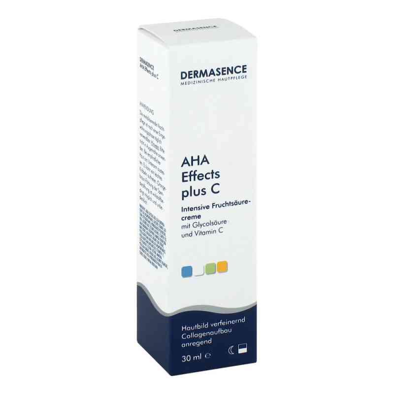 Dermasence AHA Effects+wiatmina C preparat ochronny do twarzy  zamów na apo-discounter.pl