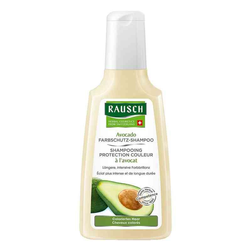 Rausch szampon chroniący kolor z awokado  zamów na apo-discounter.pl