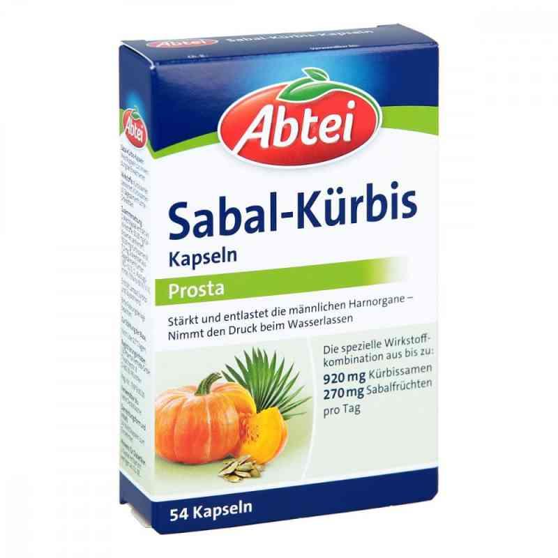 Abtei Sabal kapsułki z dynią  zamów na apo-discounter.pl