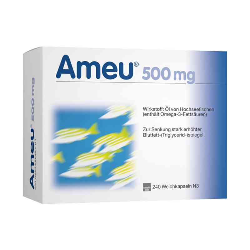 Ameu 500 mg Kapseln zamów na apo-discounter.pl