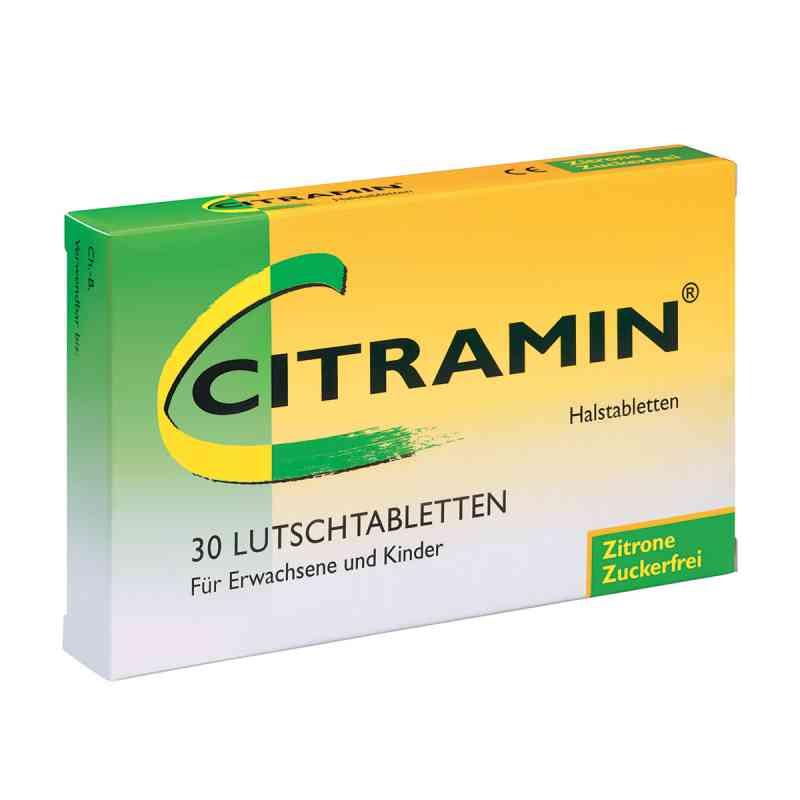 Citramin tabletki na gardło zamów na apo-discounter.pl