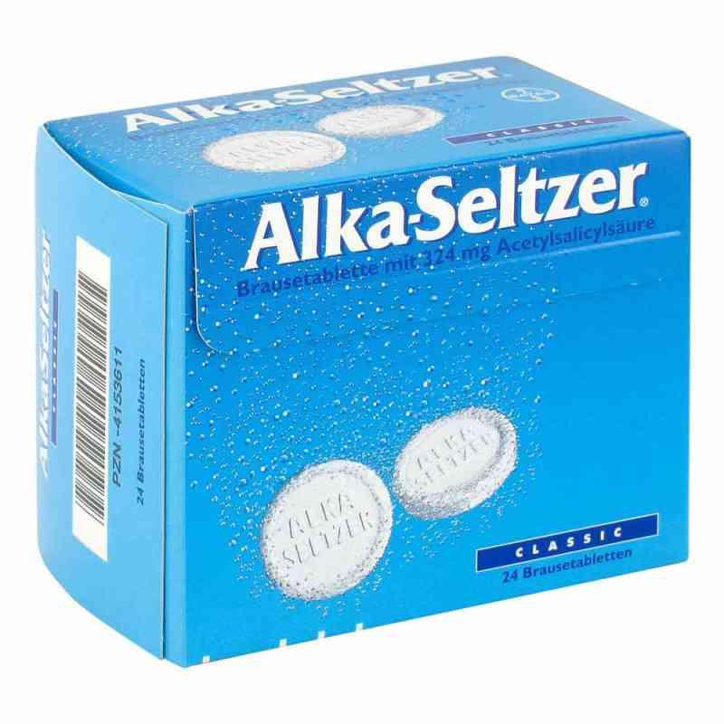 Alka Seltzer Classic Brausetabl.  zamów na apo-discounter.pl