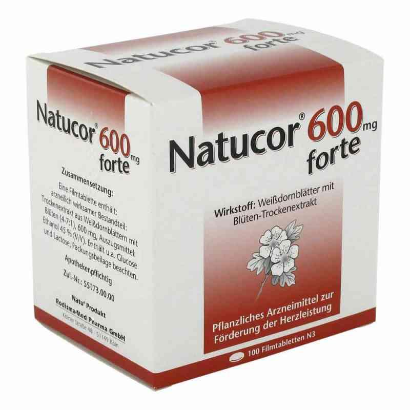 Natucor 600 mg forte Filmtabl.  zamów na apo-discounter.pl